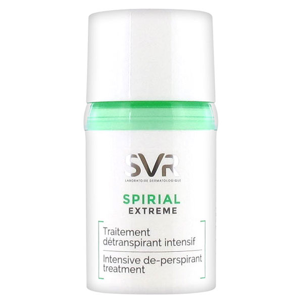 SVR Spirial Extreme deodorant roll-on 20ml