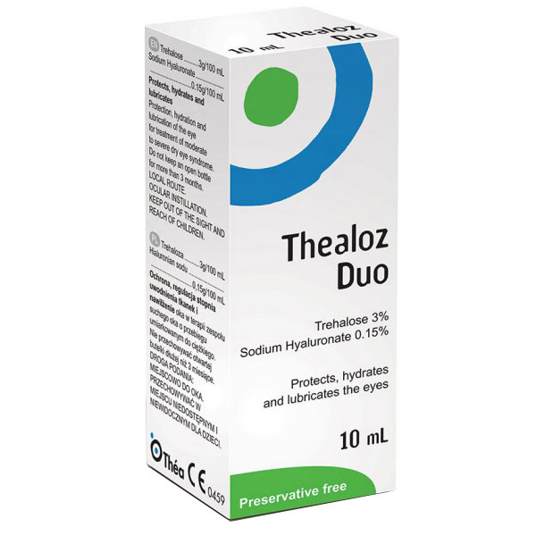 Thealoz Duo solutie oftalmica 10ml