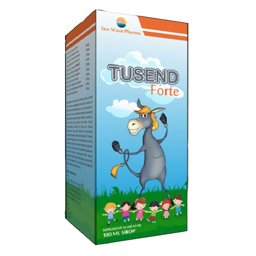 Tusend Forte sirop 100ml