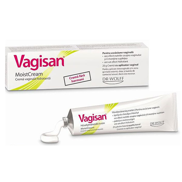 Vagisan Moistcream crema 25g