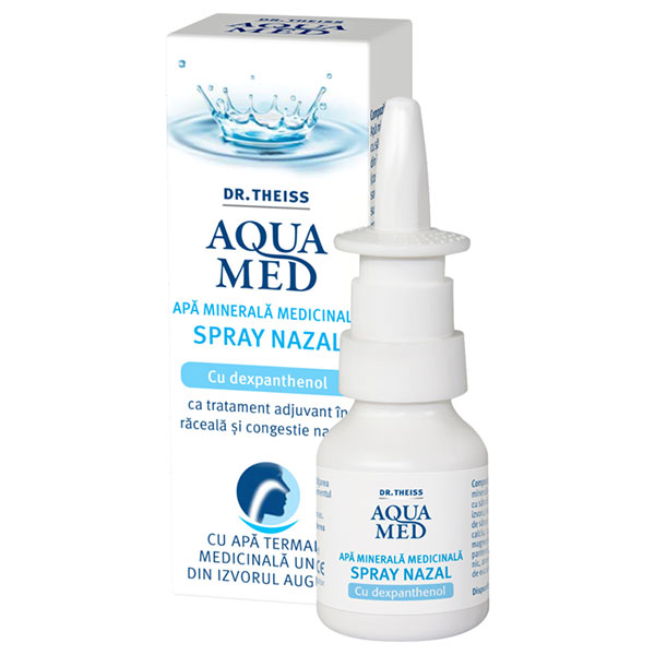 Aquamed spray nazal adulti 20ml
