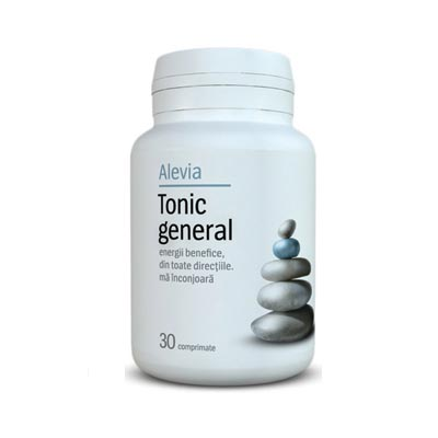 Alevia Tonic General 30 cps