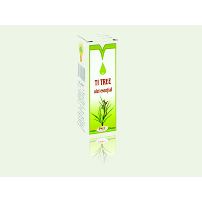 Fares Ulei Esential Ti-Tree 10ml
