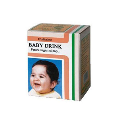 Pharco Baby Drink 12 pliculete