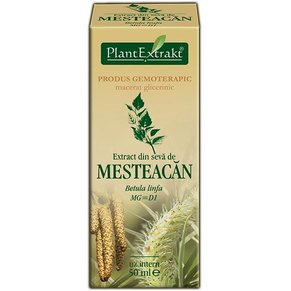 PlantExtract Extract din seva de mesteacan 50 ml