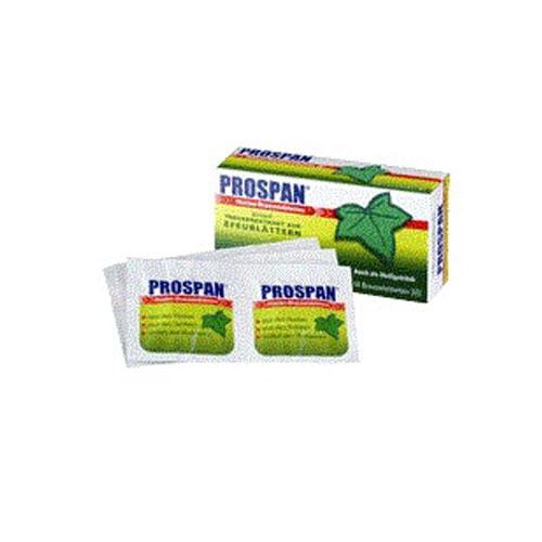 Prospan 65mg Tablete Efervescente