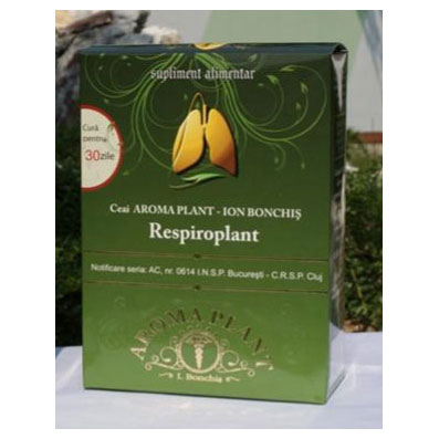Aroma Plant Ceai Respiroplant 165gr