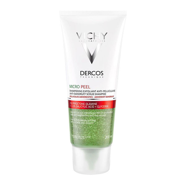 Vichy Dercos sampon exfoliant 200ml