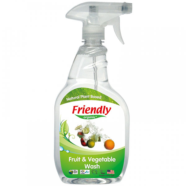 Friendly Detergent spray curatare fructe legume 650ml
