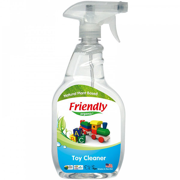 Friendly Detergent spray curatare jucarii 650ml