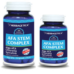 Herbagetica AFA STEM COMPLEX 60 CPS+30 CPS