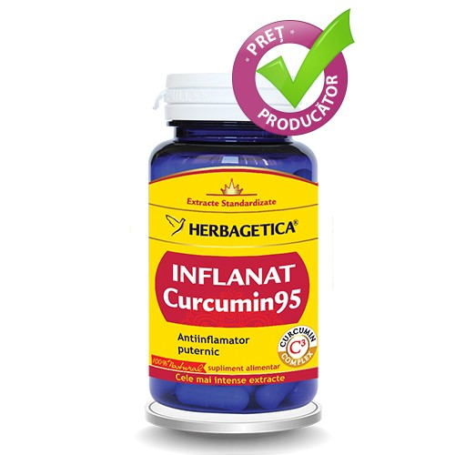 Herbagetica INFLANAT 60 CPS