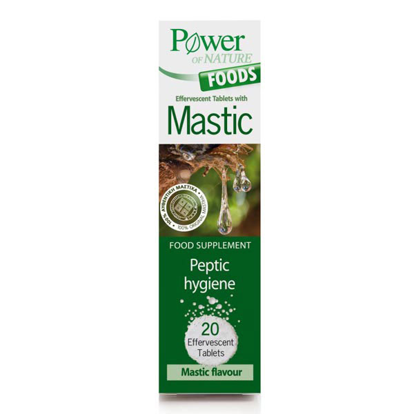Mastic 20Tb EFF Power Of Nature