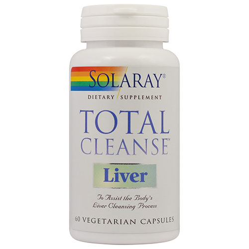 Solaray Total Cleanse Liver 60CPS