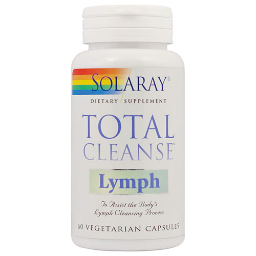 Solaray Total Cleanse Lymph 60CPS