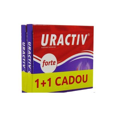Lieblings Fiterman Uractiv Forte 10 cps 1+1 Cadou @VI_11